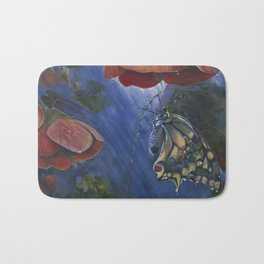 Shelter in the Storm Bath Mat
