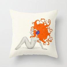 Dead model No.4 Throw Pillow