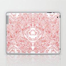 Red butterflies Laptop & iPad Skin