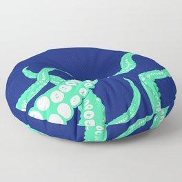 Release The Kraken! Floor Pillow