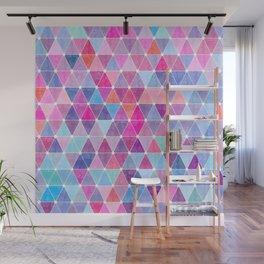 Lovely geometric Pattern Wall Mural