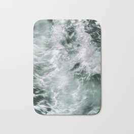 Silky Waves Bath Mat