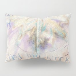 passing notes in class Pillow Sham