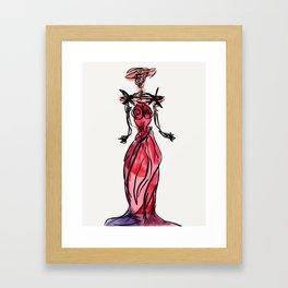 Doll of Paramour Framed Art Print