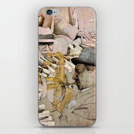 JAZZ iPhone Skin