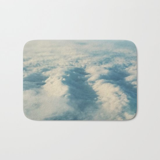 Cloud Sea Bath Mat
