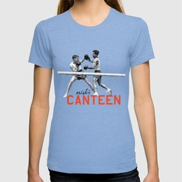 Mister Canteen (boxers) T-shirt
