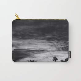By The Time I Get To Phoenix - Black And White Carry-All Pouch