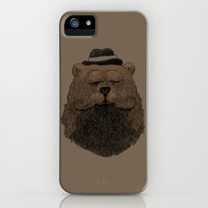 Grizzly Beard iPhone (5, 5s) Slim Case