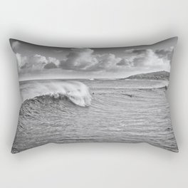 Fistral Swell Rectangular Pillow