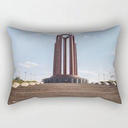 Roumania, Heroes Memorial, Bucarest Rectangular Pillow