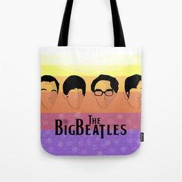 The Big Beatle Theory Tote Bag