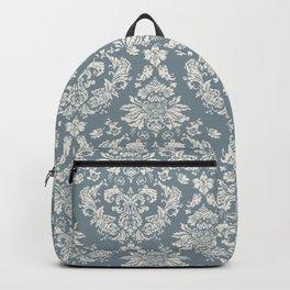 PUG FLORAL DAMASK Backpack