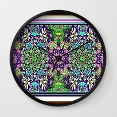 Sprang Wall Clock