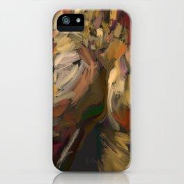 Butt 1 iPhone Case