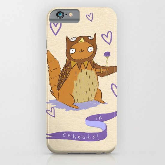 In Cahoots iPhone & iPod Case