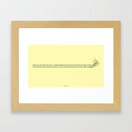 Ability to Create Framed Art Print