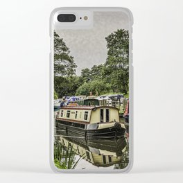 Cruising Clear iPhone Case