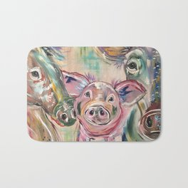 Farmhouse Babies Bath Mat