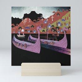 Norway 16 Mini Art Print