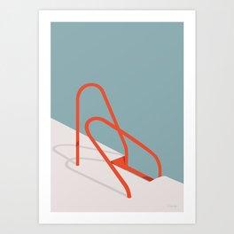 BØJET Art Print