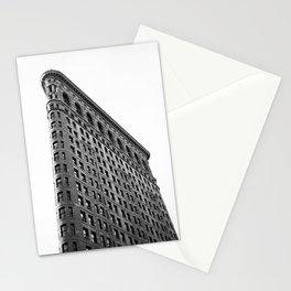 Flatiron Black and White #2  Stationery Cards