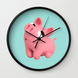 Rosa is caught Wall Clock