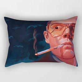 Fear & Loathing Rectangular Pillow