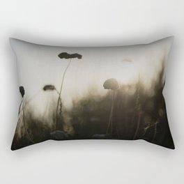 silhouetted ... Rectangular Pillow
