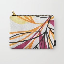Sun and leaves Carry-All Pouch