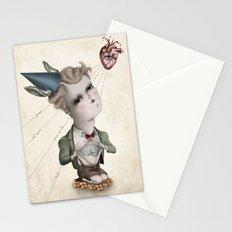 Ama con la testa, pensa con il cuore. Stationery Cards