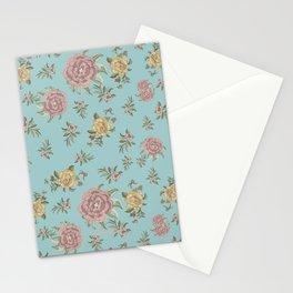 Mantón Azul Stationery Cards
