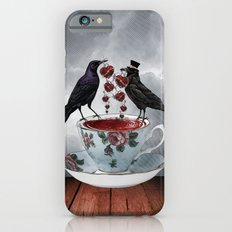TEA AND A LIL' LOVE Slim Case iPhone 6s