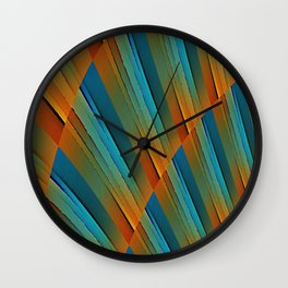 Propogation Wall Clock
