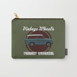 Vintage Wheels: Trabant 601 Universal Carry-All Pouch