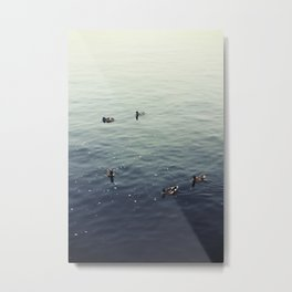 Untitled (Lake Michigan) Metal Print
