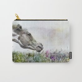 Shake It Off special textured Carry-All Pouch