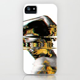 Fazed Out iPhone Case