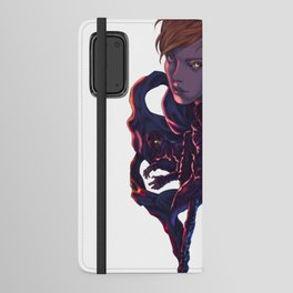 Lara and Leon Android Wallet Case
