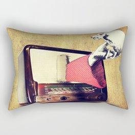 Tutto il teatro minuto per minuto Rectangular Pillow