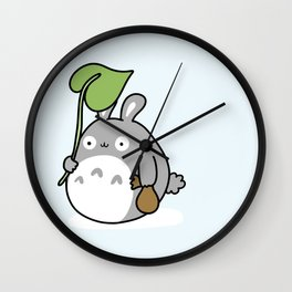 Totobunny Wall Clock