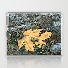 ian leaf Laptop & iPad Skin
