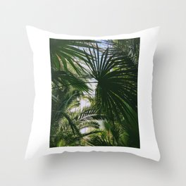 IN THE JUNGLE #1 Throw Pillow