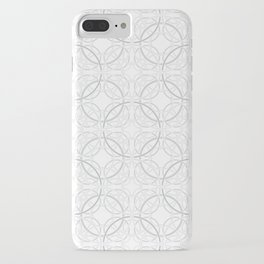 Rondo Grey iPhone Case