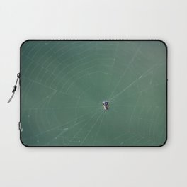 In the spider's net Laptop Sleeve