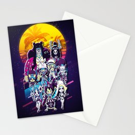 One piece Portgas D Ace Stationery Cards