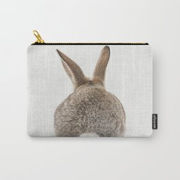 Bunny Tail Carry-All Pouch