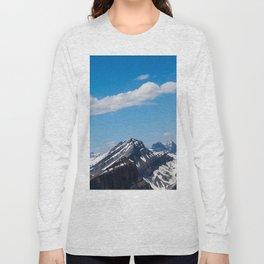 Dreamy Mountain Tops Long Sleeve T-shirt