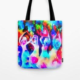Rainbow Sisterhood Tote Bag