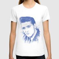 elvis presley T-shirts featuring Elvis Presley by Chadlonius